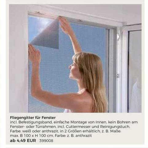 BBM Baumarkt Fliegengitter Für Fenster
