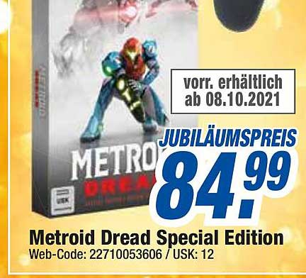 Expert Octomedia Metroid Dread Special Edition