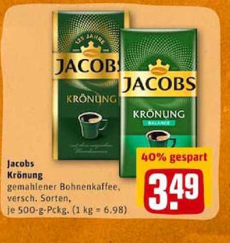 REWE Jacobs Krönung