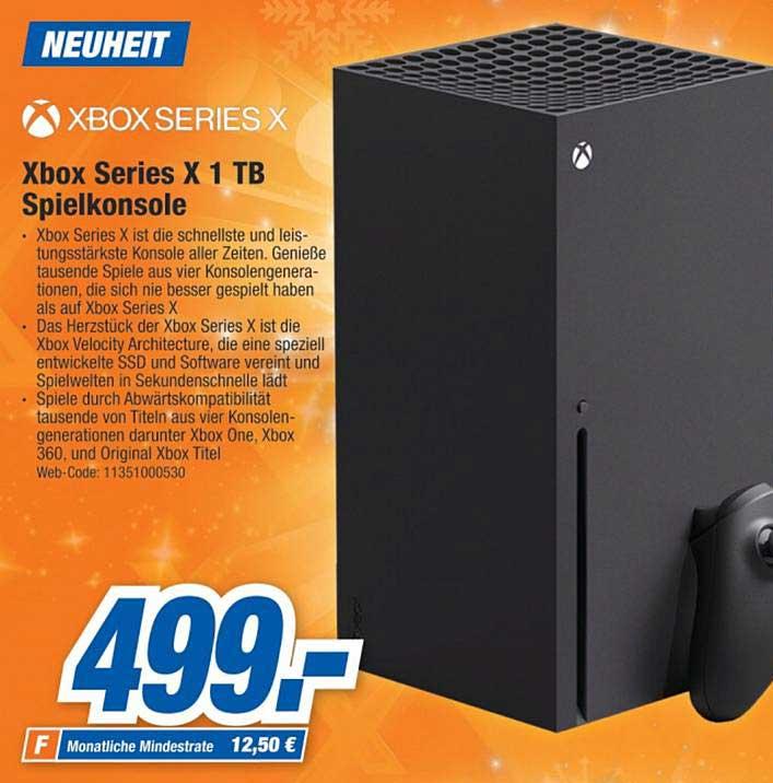HEM Expert Xbox Series X 1tb Spielkonsole