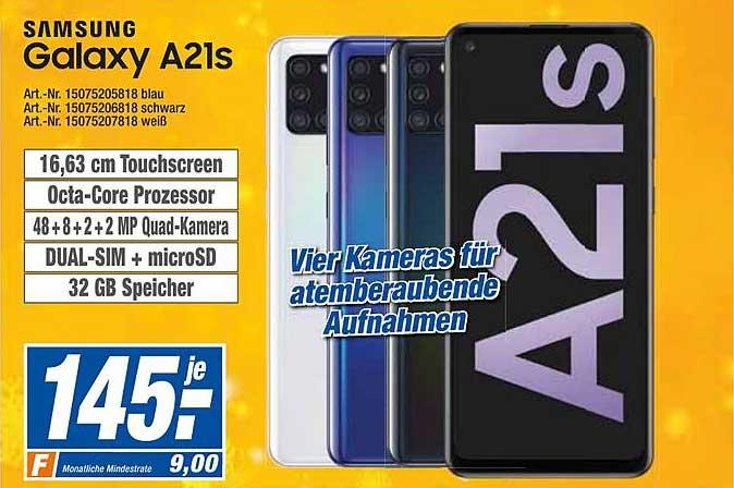 Expert Techno Land Samsung Galaxy A21s