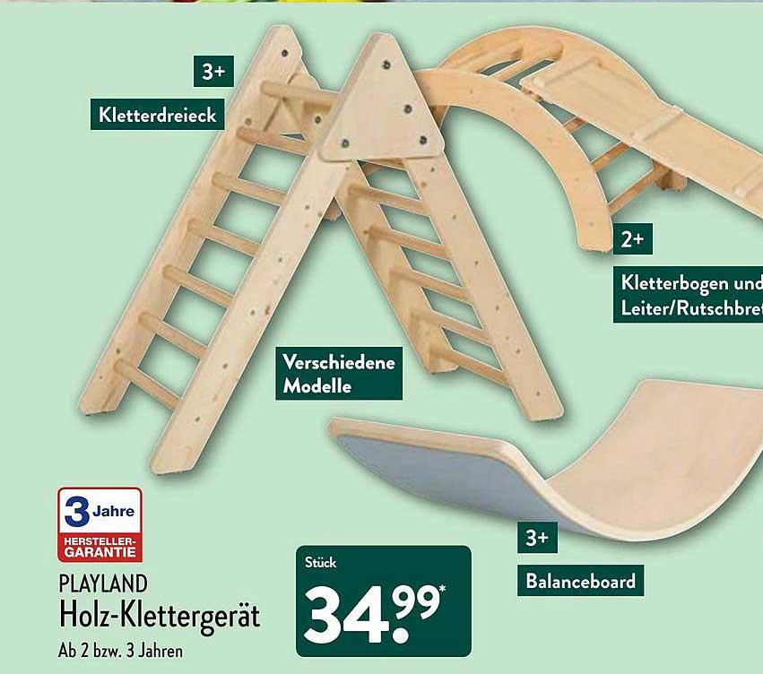 ALDI Nord Kletterdreieck, Verschiedene Modelle, Balanceboard, Kletterbogen Und Leiter