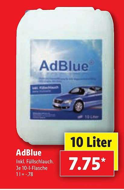 Lidl Adblue