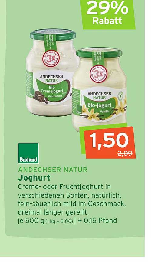 Naturgut Joghurt