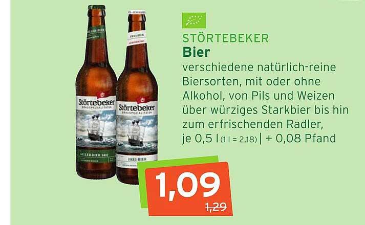 Naturgut Störtebeker Bier