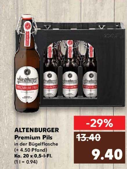 Kaufland Altenburger Premium Pils