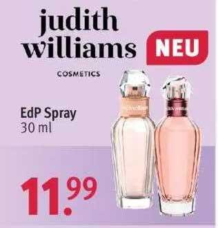 ROSSMANN Judith Williams Edp Spray