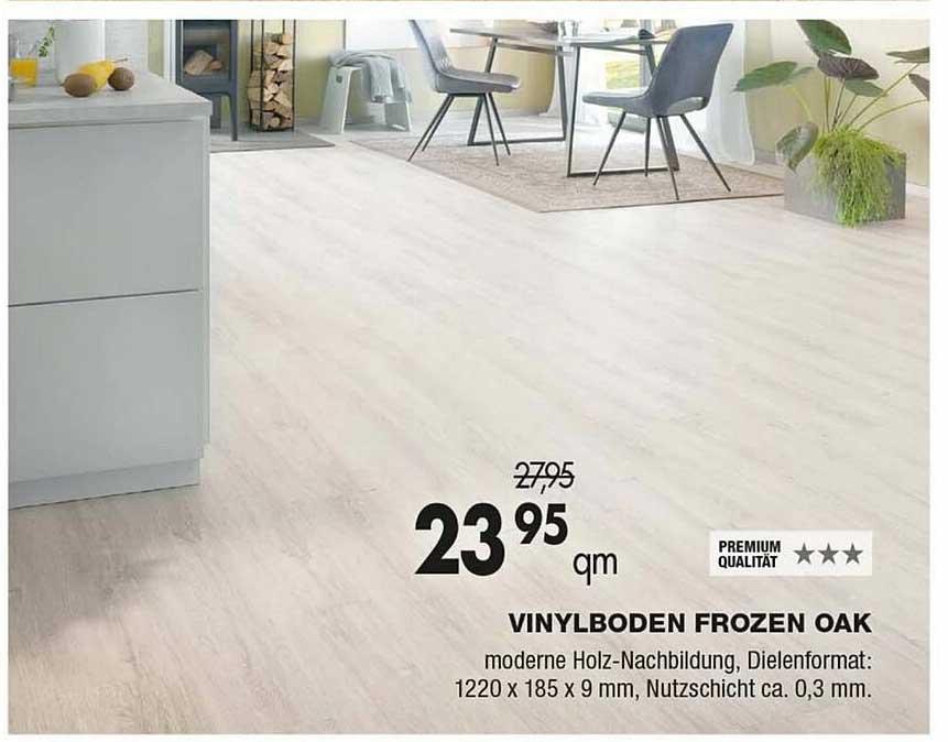 TTL Vinylboden Frozen Oak