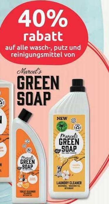 Budni Marcel's Green Soap