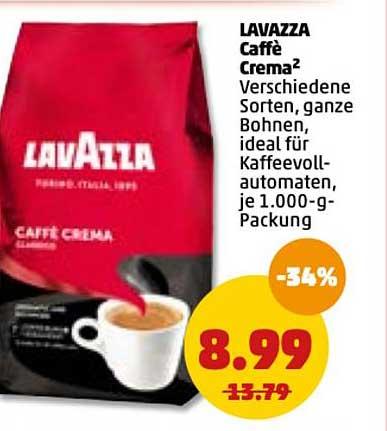 Penny Lavazza Caffe Crema