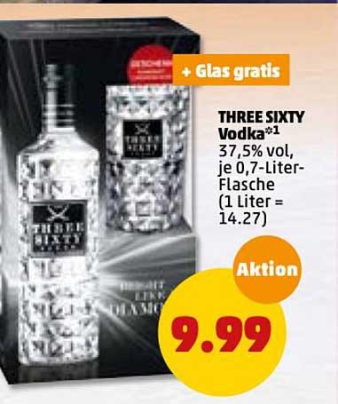 Penny Three Sixty Vodka