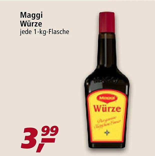 Real Maggi Würze