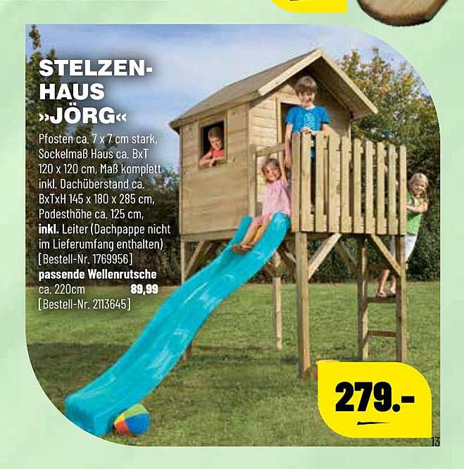 "Leitermann Baumarkt Stelzenhaus ""jörg"""