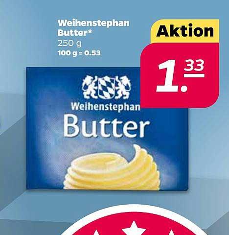 Netto Weihenstephan Butter
