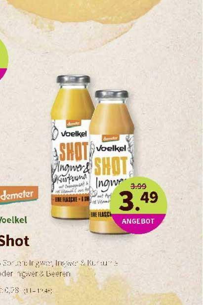 Denns Biomarkt Voelkel Shot