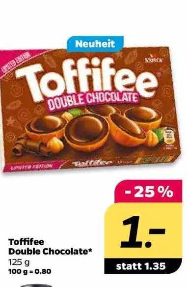 Netto Toffifee Double Chocolate