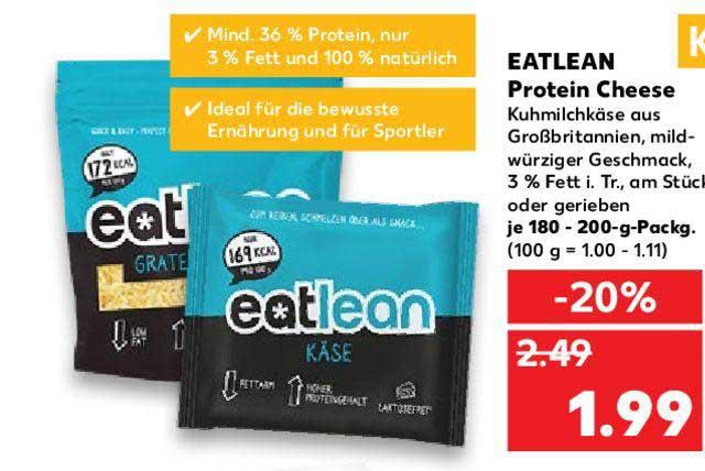 Kaufland Eatlean Protein Cheese