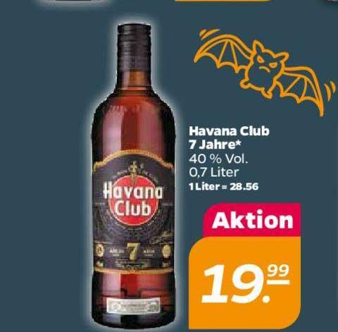 Netto Havana Club 7 Jahre