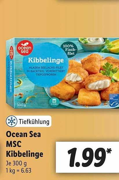Lidl Ocean Sea Msc Kibbelinge