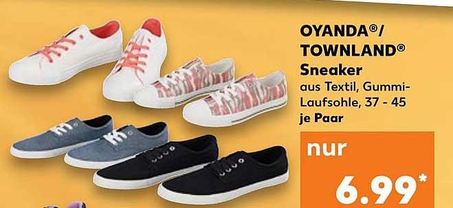 Kaufland Oyanda Townland Sneaker