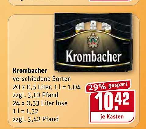 REWE Krombacher