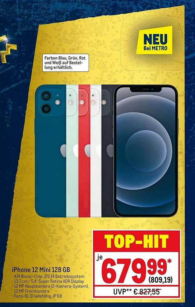 METRO Iphone 12 Mini 128gb