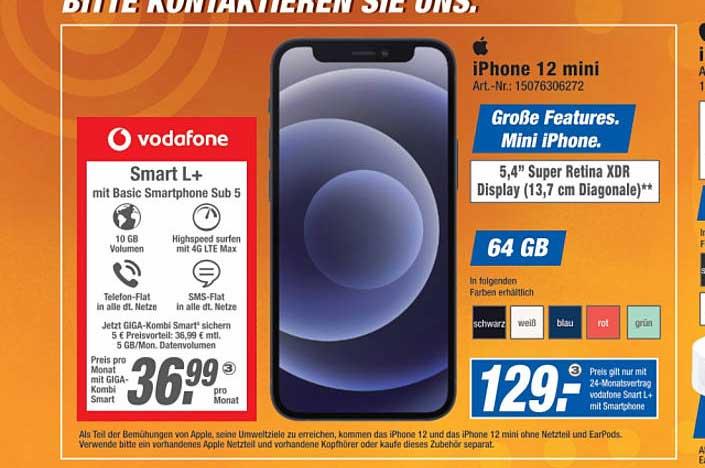 Expert Technomarkt Iphone 12 Mini
