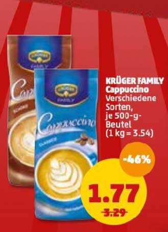 Penny Krüger Family Cappuccino
