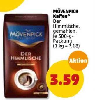 Penny Mövenpick Kaffee