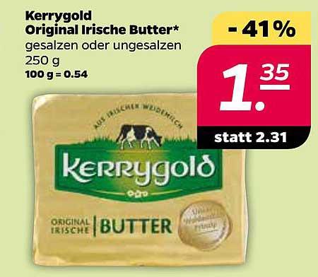 Netto Kerrygold Original Irische Butter