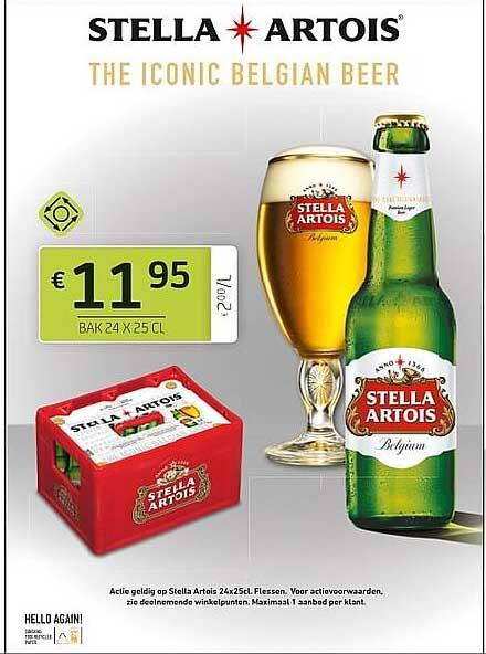 BelBev Stella Artois