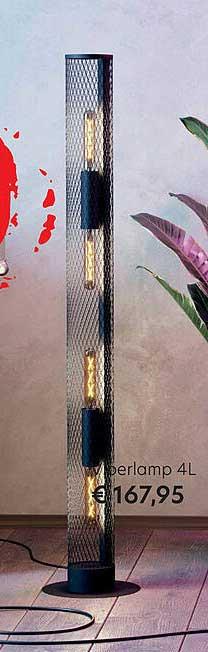 Meubelen Jonckheere Viberlamp 4l