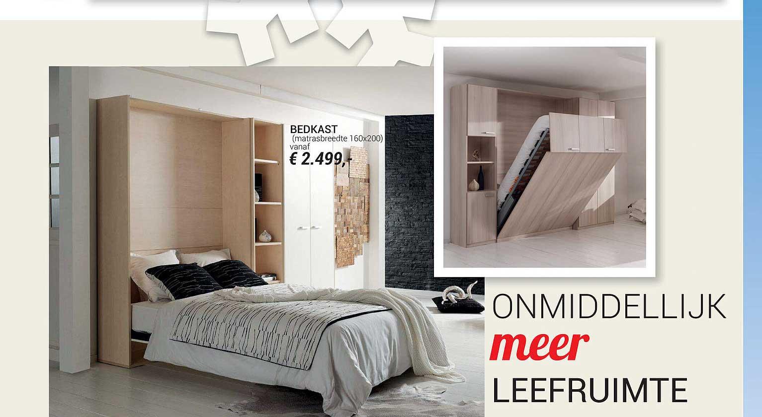 Meubelen Jonckheere Bedkast 160x200