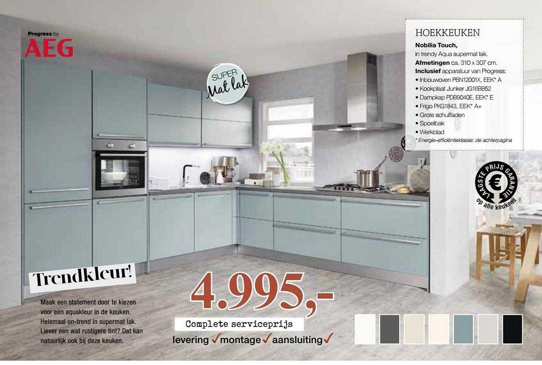 Sijben Hoekkeuken 310x307 Cm