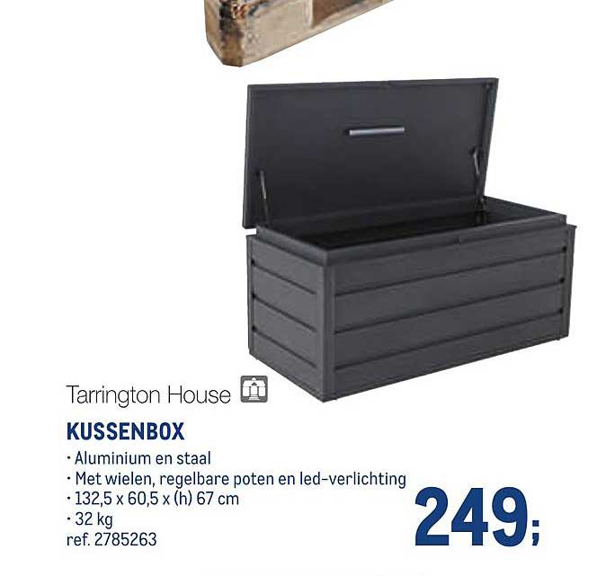 METRO Tarrington House Kussenbox