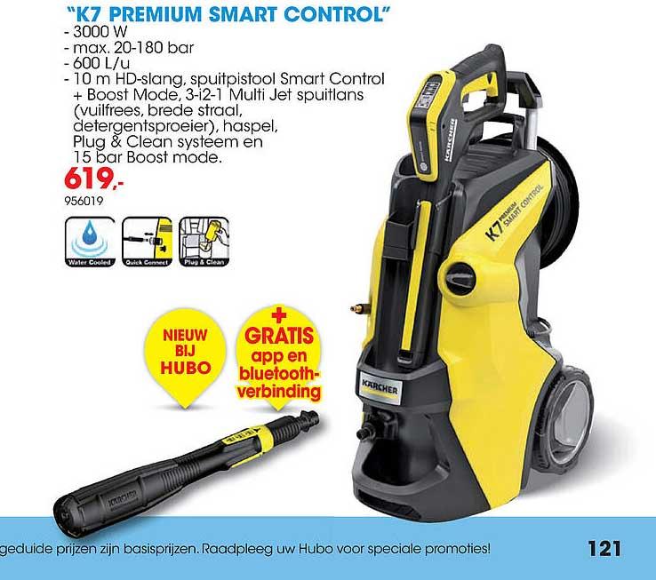 Hubo Karcher K7 Premium Smart Control