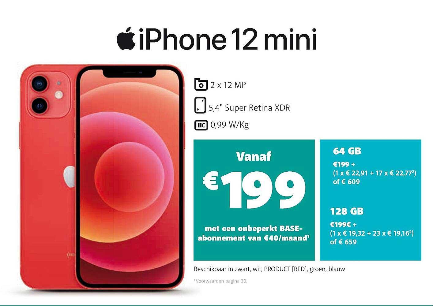 Base Apple Iphone 12 Mini