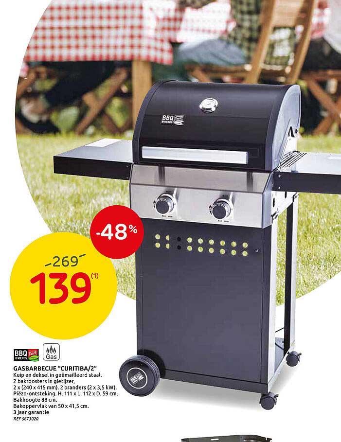 Brico Gasbarbecue
