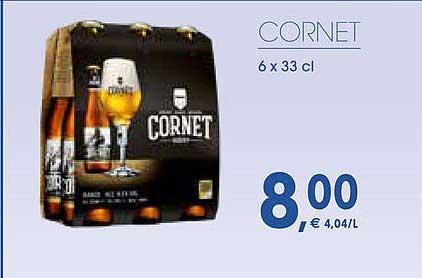 Prik En Tik Cornet 6x33 Cl