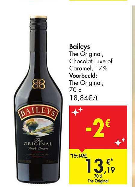 Carrefour Bailey's