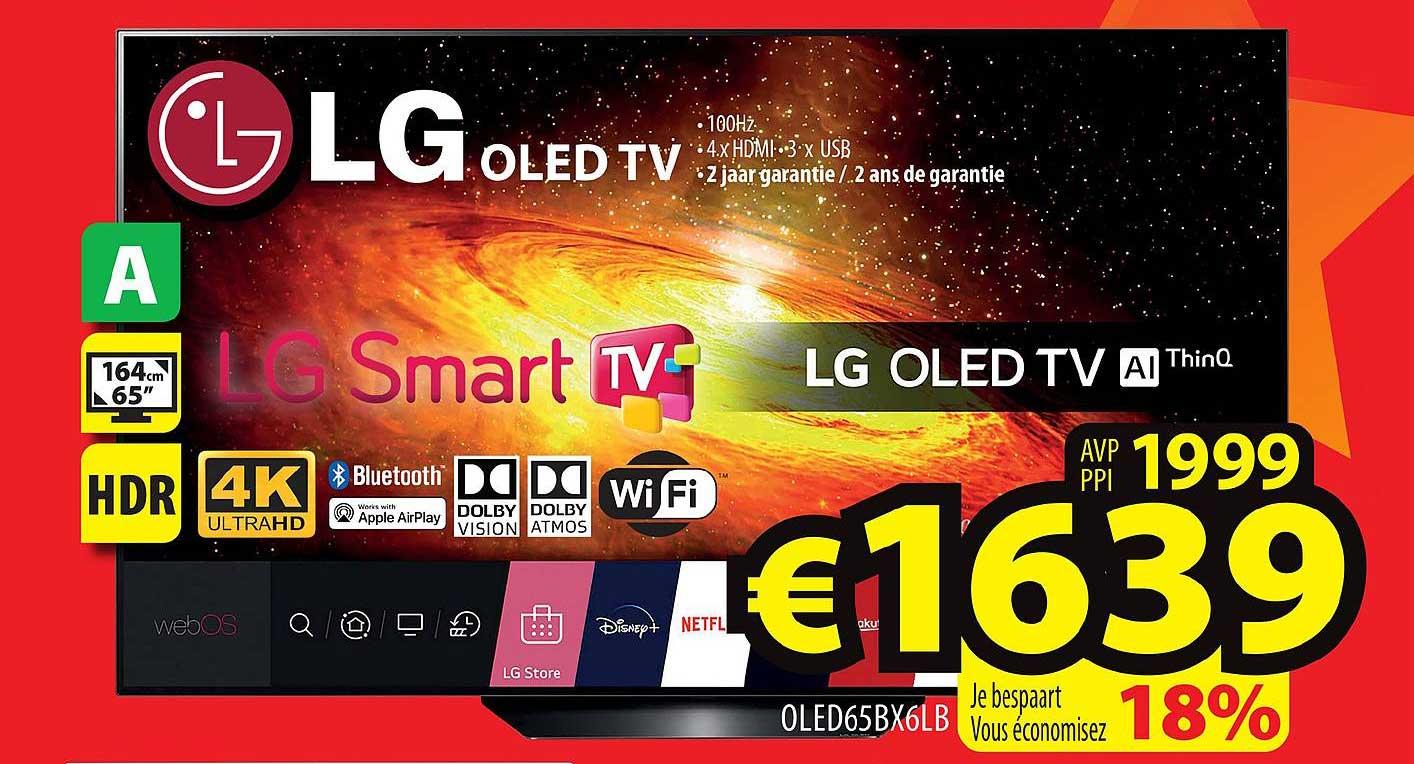 ElectroStock Lg Oled Tv