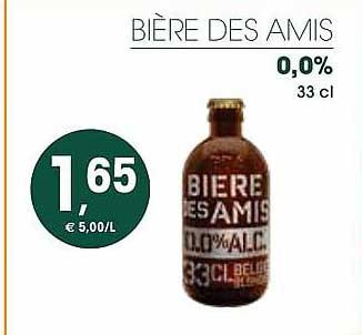 Prik En Tik Bière Des Amis