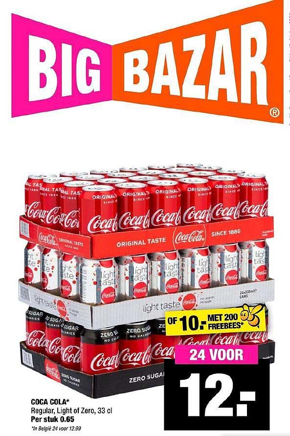 Big Bazar Coca Cola