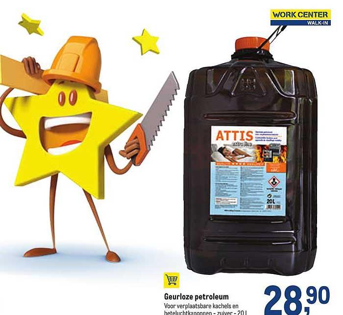 Makro Geurloze Petroleum
