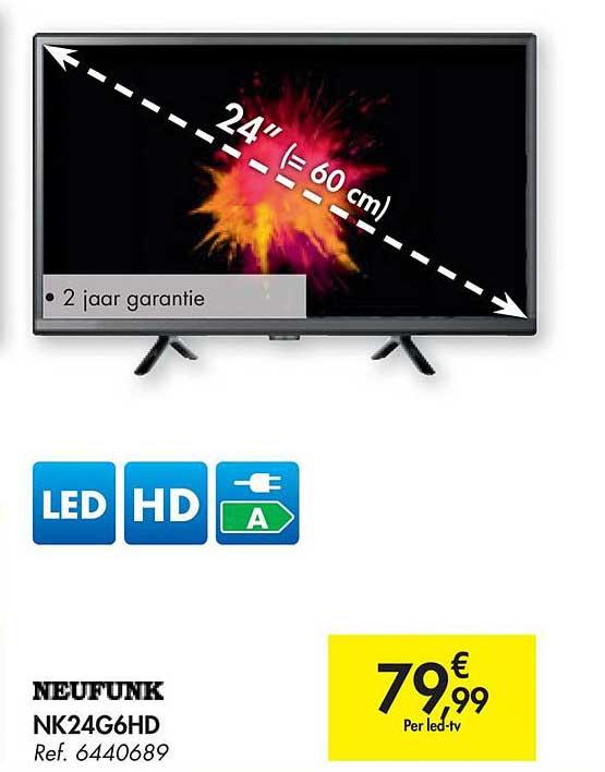 Carrefour Neufunk Tv Nk24g6hd