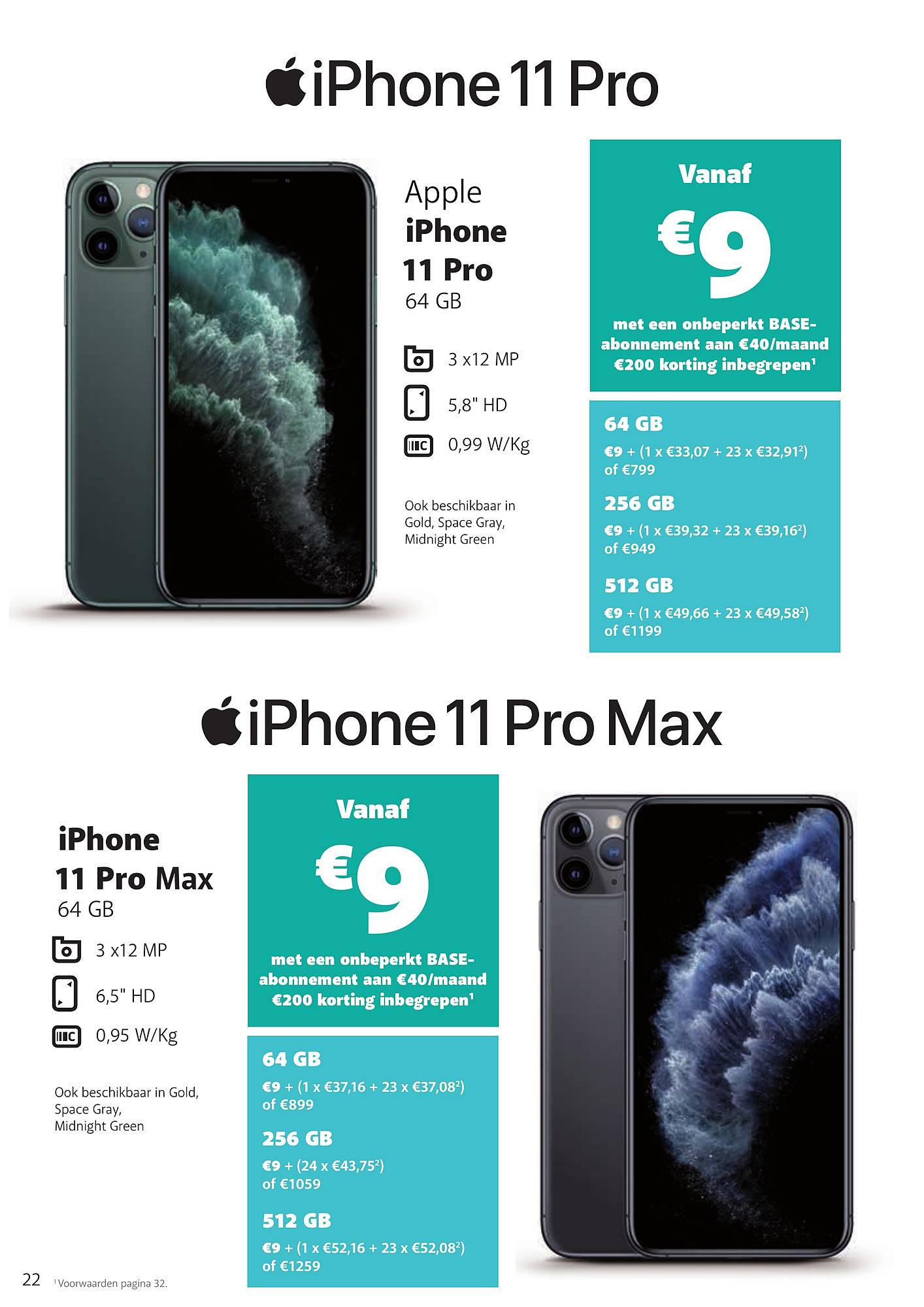 Base Apple Iphone 12 Pro Of Iphone 11 Pro Max
