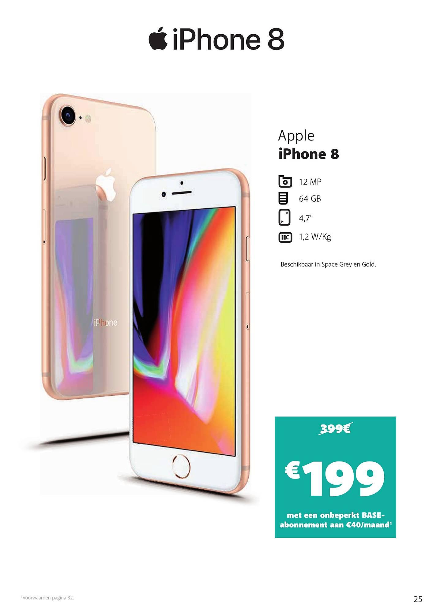 Base Apple Iphone 8 64 Gb