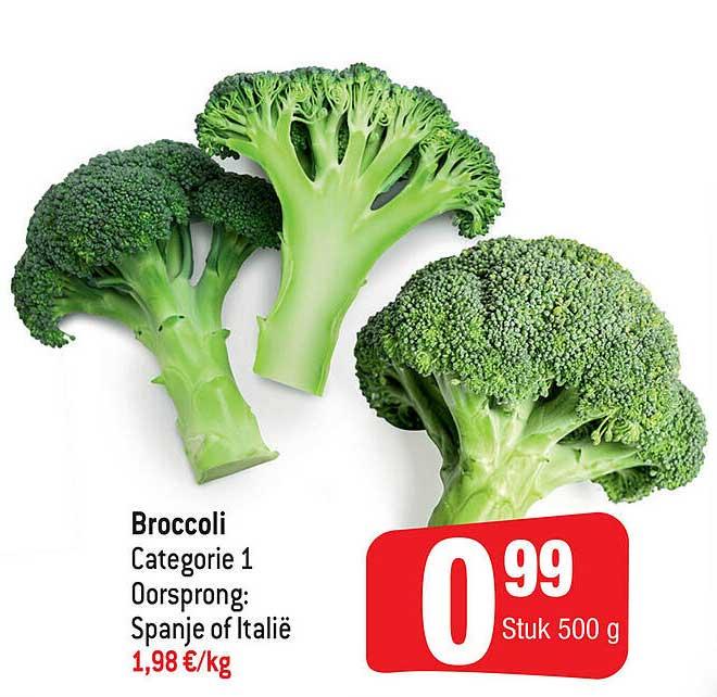 Smatch Broccoli