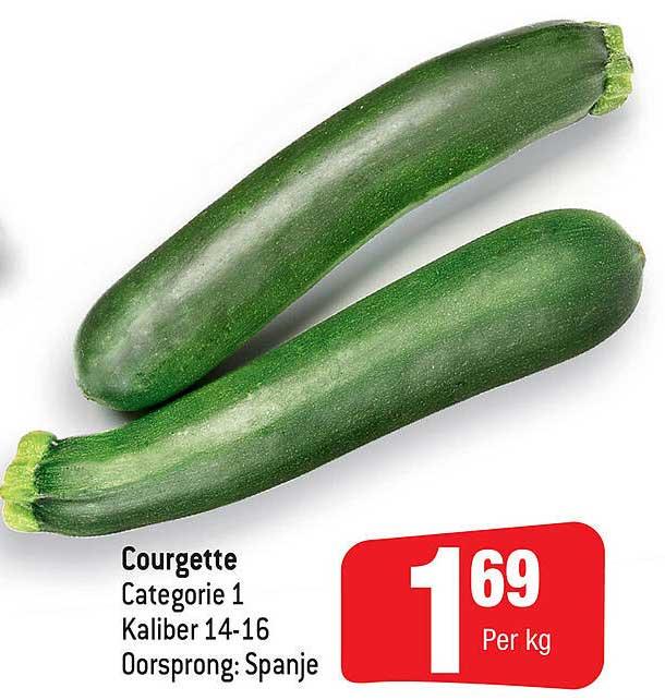 Smatch Courgette