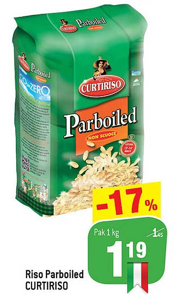 Match Riso Parboiled Curtiriso